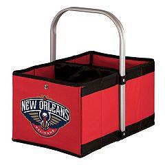 Picnic Time New Orleans Pelicans Urban Folding Picnic Basket