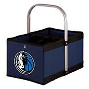 Picnic Time Dallas Mavericks Urban Folding Picnic Basket