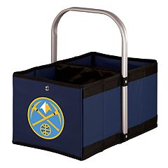 Picnic Time Denver Nuggets Urban Folding Picnic Basket