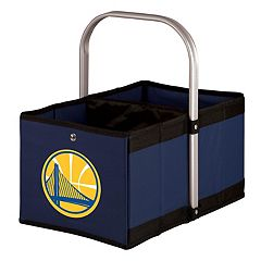 Picnic Time Golden State Warriors Urban Folding Picnic Basket