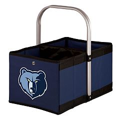 Picnic Time Memphis Grizzlies Urban Folding Picnic Basket