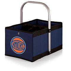 Picnic Time New York Knicks Urban Folding Picnic Basket