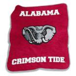 Logo Brand Alabama Crimson Tide Mascot Throw Blanket