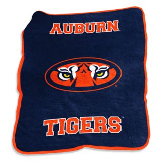 Logo Brand Auburn Tigers Mascot Throw Blanket