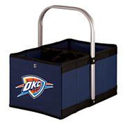 Picnic Time Oklahoma City Thunder Urban Folding Picnic Basket