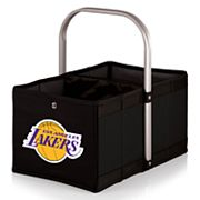 Picnic Time Los Angeles Lakers Urban Folding Picnic Basket