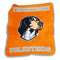 Logo Brand Tennessee Volunteers Mascot Throw Blanket