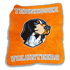 Logo Brand Tennessee Volunteers Mascot Throw Blanket
