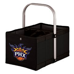 Picnic Time Phoenix Suns Urban Folding Picnic Basket