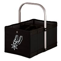 Picnic Time San Antonio Spurs Urban Folding Picnic Basket