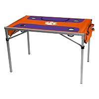Logo Brand Clemson Tigers Total Tailgate Portable Table