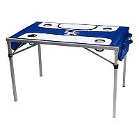 Logo Brand Kentucky Wildcats Total Tailgate Portable Table
