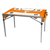 Logo Brand Tennessee Volunteers Total Tailgate Portable Table