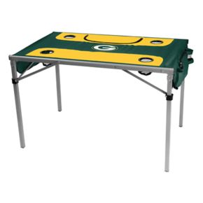 Logo Brand Green Bay Packers Total Tailgate Portable Table