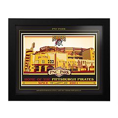 Pittsburgh Pirates PNC Park Framed Wall Art