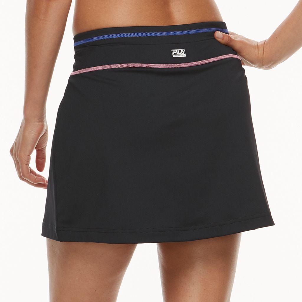 Women's FILA SPORT® Pop Stitch Skort