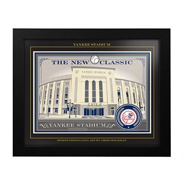 New York Yankees Yankee Stadium Framed Wall Art