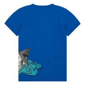 Boys 4-7 Hurley Wrap-Around Shark Tee