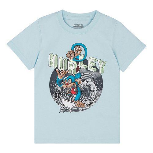 Boys 4-7 Hurley Hang Ten Tee