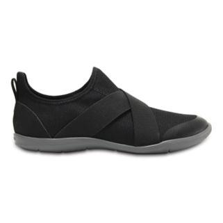 Crocs Swiftwater Cross-Strap Women's Sneakers