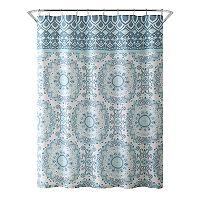 VCNY Phoebe Shower Curtain & Rug Bath Set