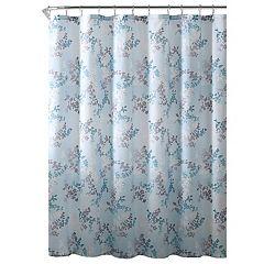 VCNY Serena Shower Curtain & Rug Bath Set