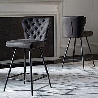 Safavieh Ashby Counter Stool 2-piece Set
