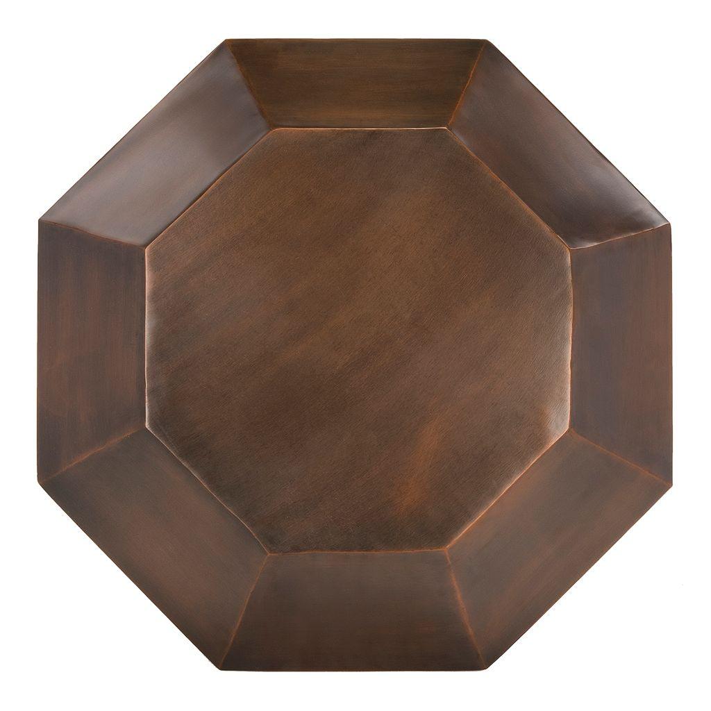 Safavieh Grace Geometric Accent Table