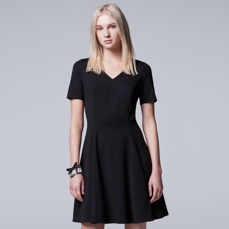 Black dress target bill