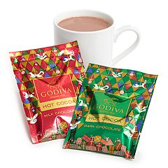 Godiva Chocolatier Holiday Hot Cocoa Gift Pack
