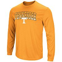 Men's Campus Heritage Tennessee Volunteers Gradient Long-Sleeve Tee