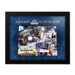 Colorado Rockies State of Mind Framed Wall Art
