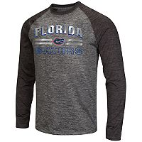 Men's Campus Heritage Florida Gators Raven Long-Sleeve Tee