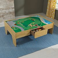 KidKraft Train Play Table