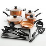 Oster 15 pc Cookware Set