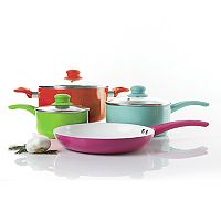 Gibson Home 7 pc Cookware Set