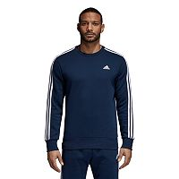 Men's adidas Essential Striped Pullover Fleece