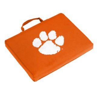 Logo Brand Clemson Tigers Bleacher Cushion