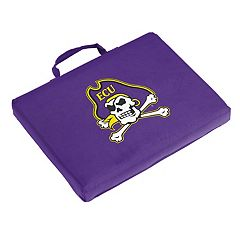 Logo Brand East Carolina Pirates Bleacher Cushion
