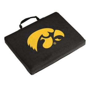 Logo Brand Iowa Hawkeyes Bleacher Cushion