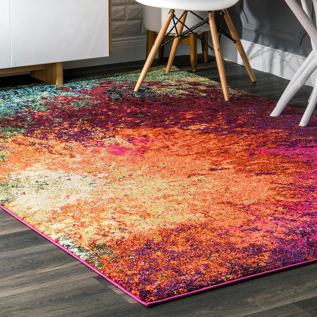 nuLOOM Casablanca Donya Abstract Rug