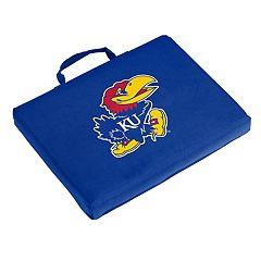Logo Brand Kansas Jayhawks Bleacher Cushion