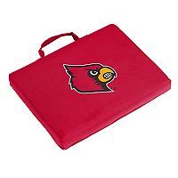 Logo Brand Louisville Cardinals Bleacher Cushion