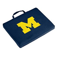 Logo Brand Michigan Wolverines Bleacher Cushion