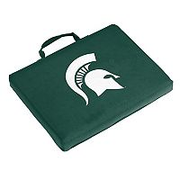 Logo Brand Michigan State Spartans Bleacher Cushion