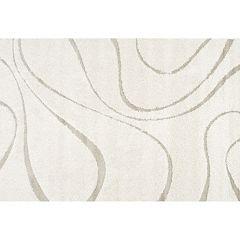 nuLOOM Pattern Carolyn Wavy Lines Shag Rug