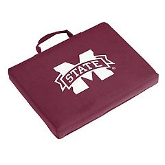 Logo Brand Mississippi State Bulldogs Bleacher Cushion