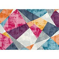 nuLOOM Bodrum Anya Abstract Mosaic Rug