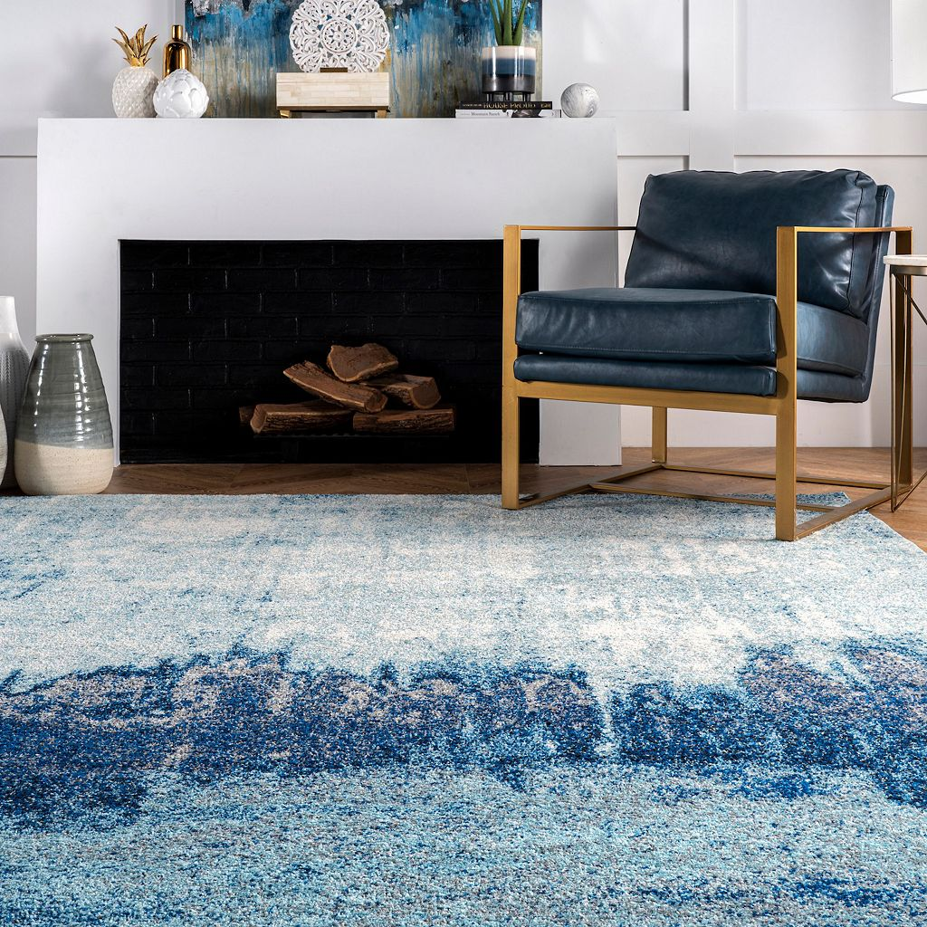 nuLOOM Bodrum Alayna Abstract Rug