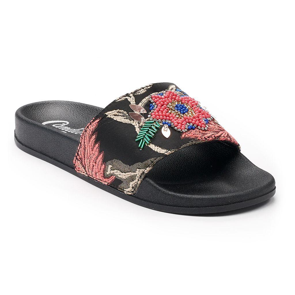 Candie's® Camera Women's Slide Sandals
